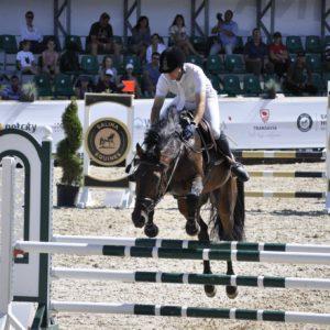 Trei călăreți participă la Cupa Municipiului Piatra Neamț