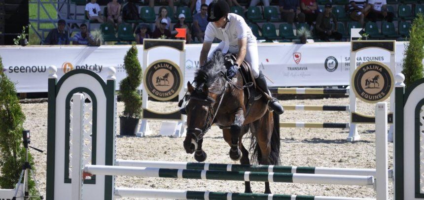 Salina Equines Horse Trophy continuă și în acest weekend