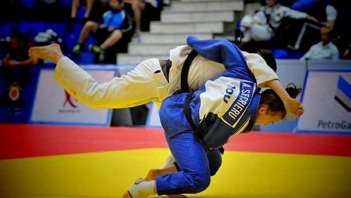 Cinci judoka participă în Champions League