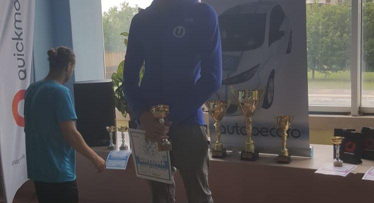 """Gabi Veiss a câștigat """"Cupa pentru cea mai bună performanță"""""""