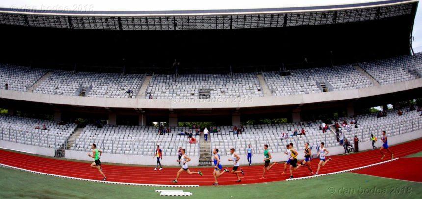 Concursul Naţional de Ştafete Atletice şi probe neclasice are loc la Cluj