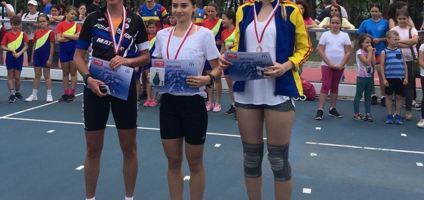 """Raluca Ștef a câștigat """"Cupa Cortina"""" la senioare"""