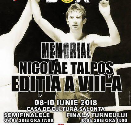 """Aura Pop a câștigat trofeul Memorialului """"Nicolae Talpoș"""""""