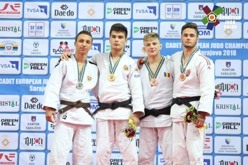 Sursă foto: Pagină Facebook European Judo Union