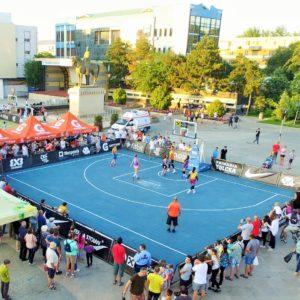 București, gazda turneului opt din LNB 3×3