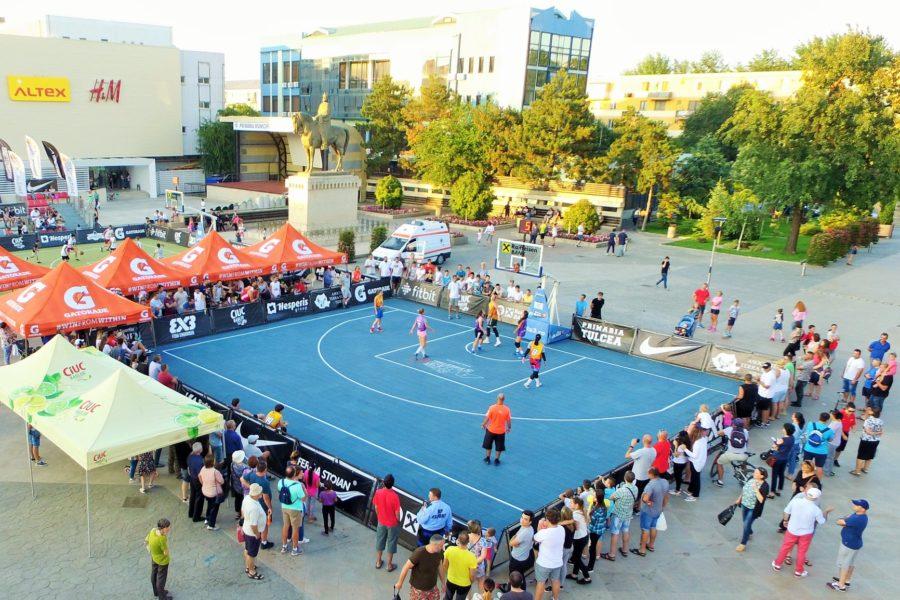 Sursă foto: Facebook Sport Arena Streetball