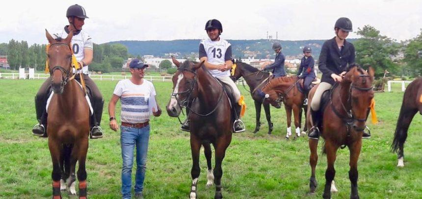 Cupa României la Concurs Complet, individual și pe echipe, a venit la Cluj