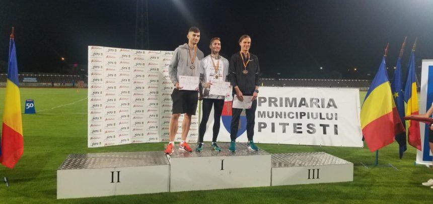12 medalii la Campionatul Național de Atletism
