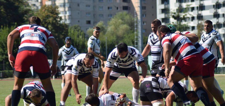 Patru rugbyști, convocați la naționala U20