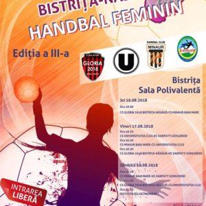 """Săptămână """"amicală"""" pentru handbaliste"""