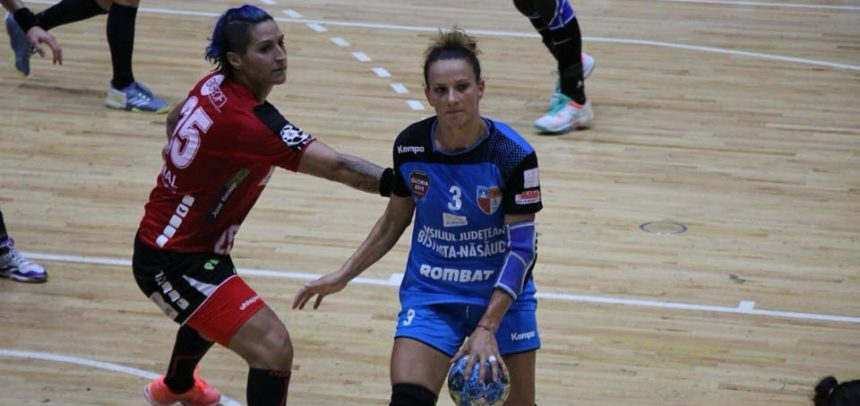 Handbalistele, locul 3 la turneul de la Bistrița