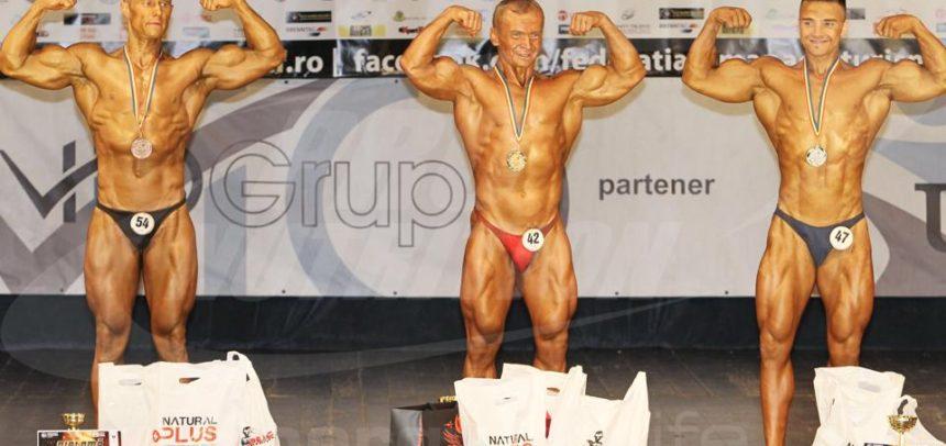 Nouă sportivi își încoardă mușchii pentru medalii la Arad