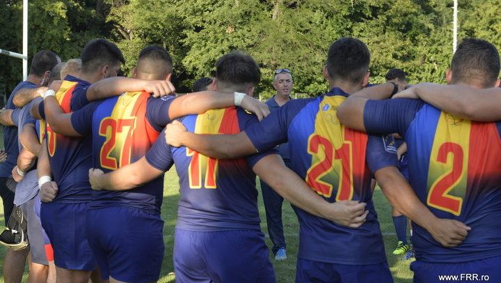 Trei rugbyști participă la World Rugby U20 Trophy