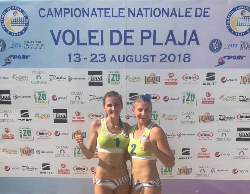Sorina Răileanu și Adina Stanciu