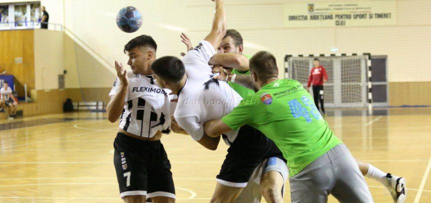 Handbaliștii joacă în 16-imile Cupei României