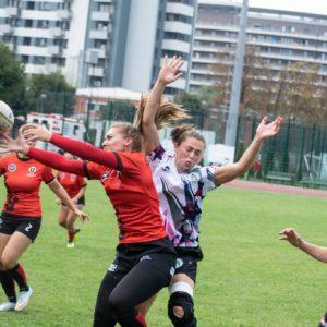 Etapă de rugby 7 feminin în localitatea Mihai Viteazu