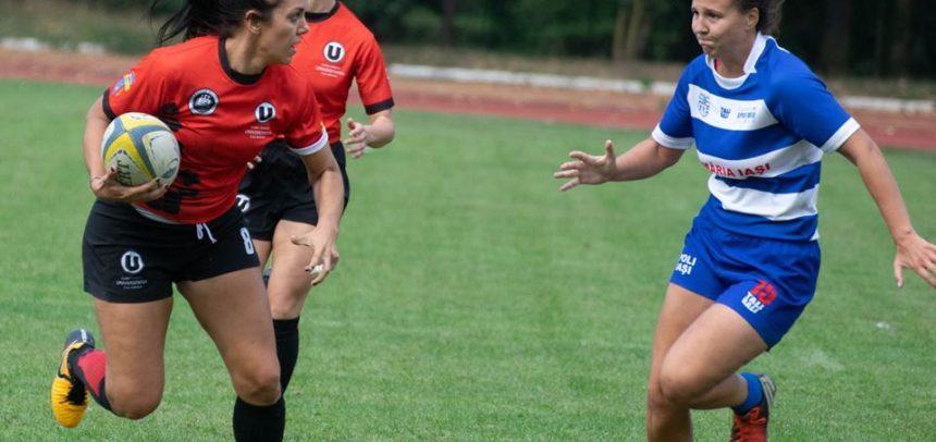 Un nou sezon de rugby 7 feminin