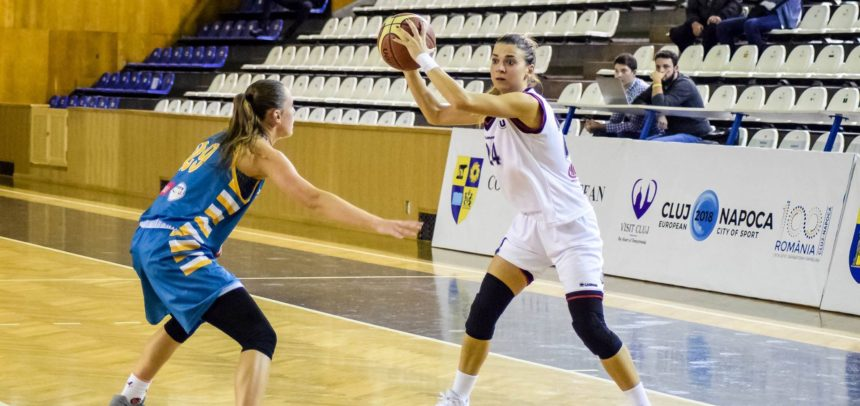 "BF: ""U"" Cluj – CS Phoenix Constanța 73-77 Cupa României  26 SEPTEMBRIE 2018  (FOTO: Marius Jucan)"
