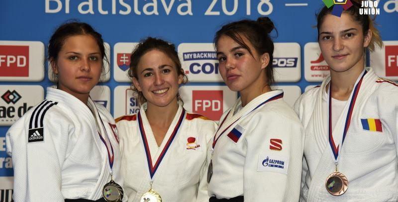 Camelia Ioniță, bronz la Cupa Europeană de la Bratislava