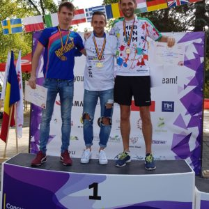 Patru medalii la competițiile de atletism din week-end