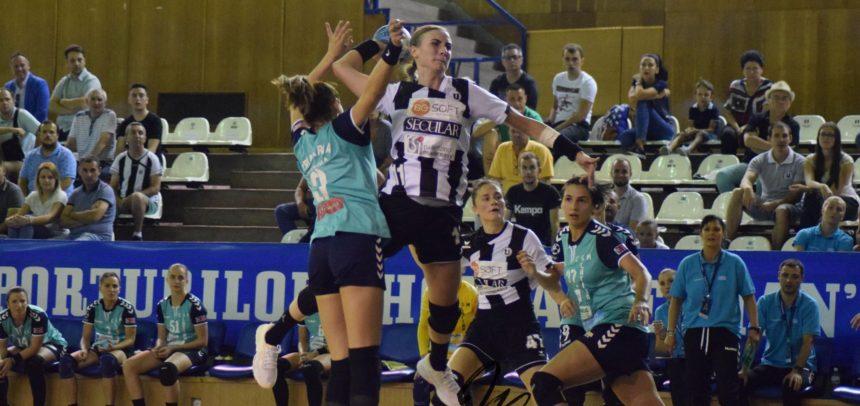 Turneu amical de handbal feminin la Cluj-Napoca