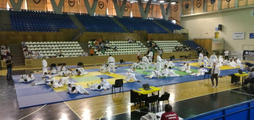 Open-ul European de Judo Adaptat, o reușită