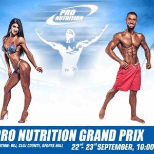 "Clasări pe podium la ""Pro Nutrition Grand Prix"""