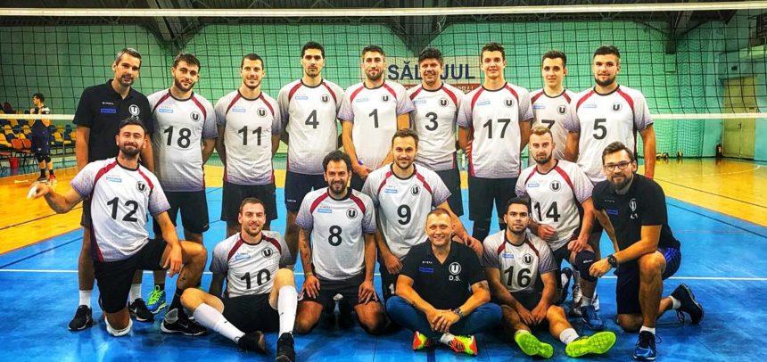 Turneu amical la Craiova pentru voleibaliști