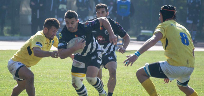 Meci aniversar și oficial la rugby masculin