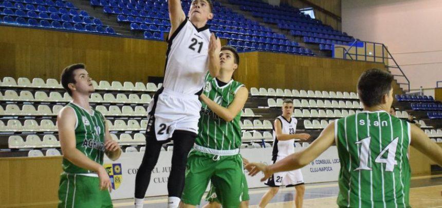 Baschetbaliștii U20 joacă azi la Brașov