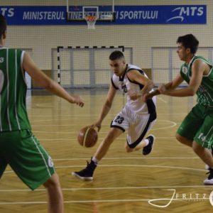 Turneu de baschet masculin U20 la București