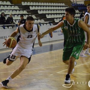 Meci cu CSM Focșani pentru baschetbaliști