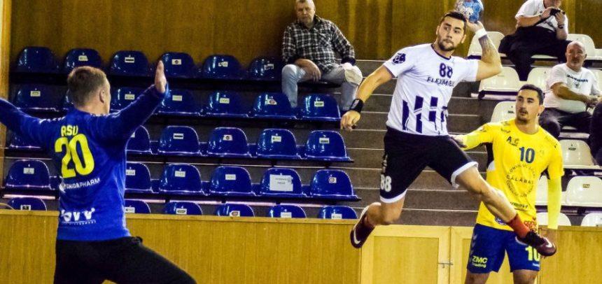 Meci cu AHC Dobrogea Sud pentru handbaliști