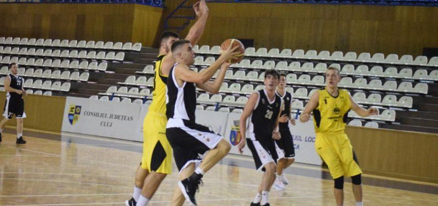 Baschetbaliștii U20 joacă două etape la Ploiești