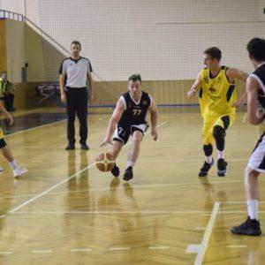 Meci la Galați pentru baschetbaliști