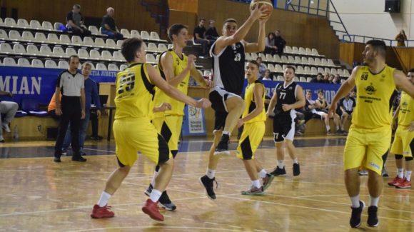 """BM: CS Cuza Sport Brăila – """"U"""" Cluj  71-47  Cupa României 10 OCTOMBRIE 2018  (FOTO: Marius Jucan)"""