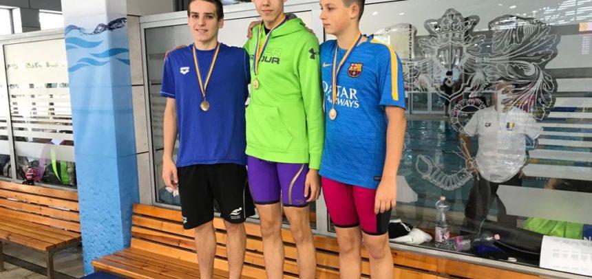 """Clasări pe podium pentru Marius Veiss la """"International Short Course Hód Cup"""""""