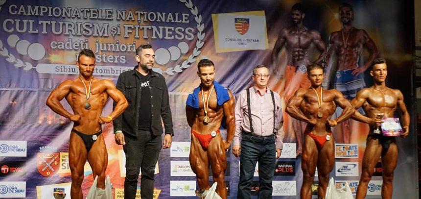 Șase medalii la Campionatele Naționale de la Sibiu