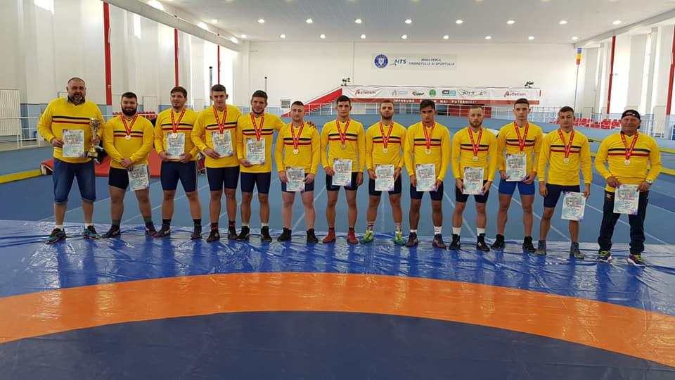 lupte-echipa-de-seniori-campioana-nationala-2018