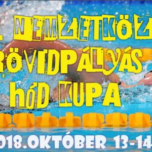 "Marius Veiss concurează la ""International Short Course Hód Cup"""