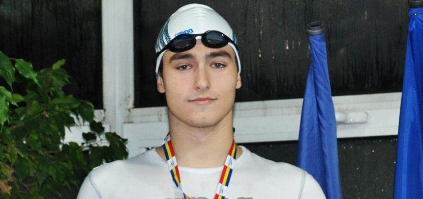 Andrei Șimon, pe podium la competiția din Ungaria
