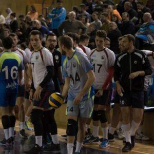 Voleibaliștii, un punct din confruntarea cu Baia Mare