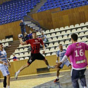 Înfrângere la Timișoara pentru handbaliști