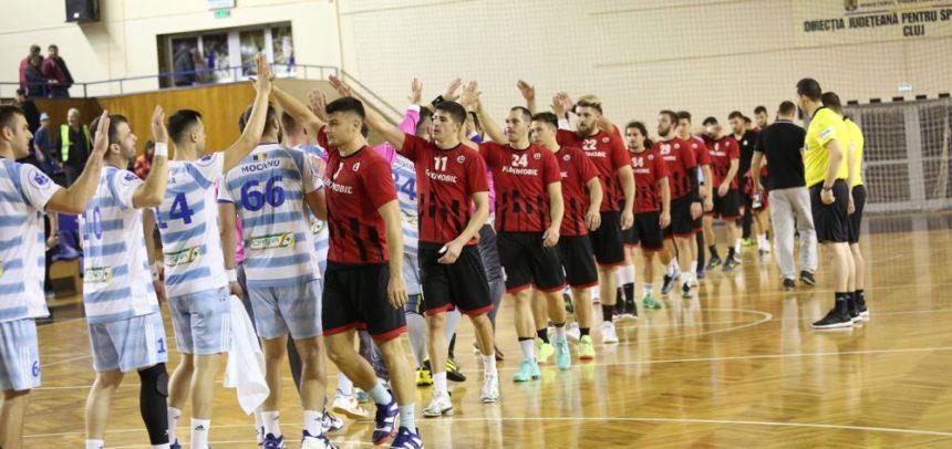 Al doilea meci amical pentru handbaliști