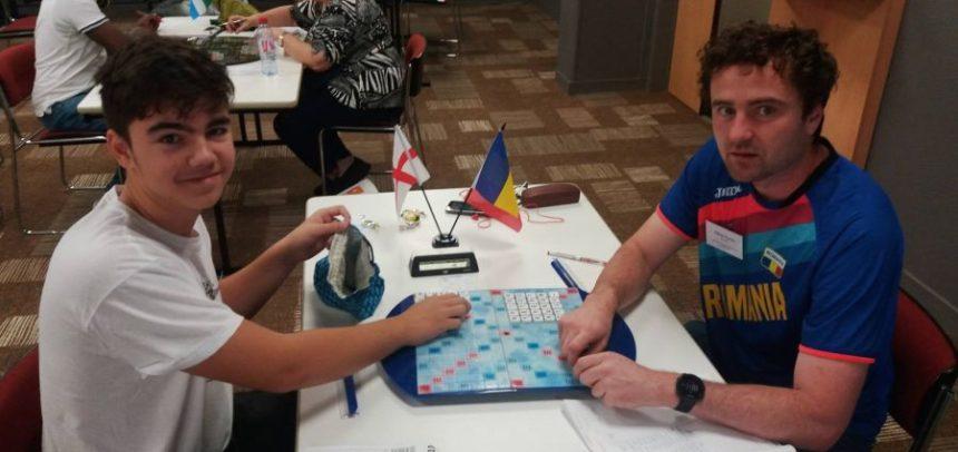 "Trei sportivi de la ""U"" la Continental Scrabble Championship"