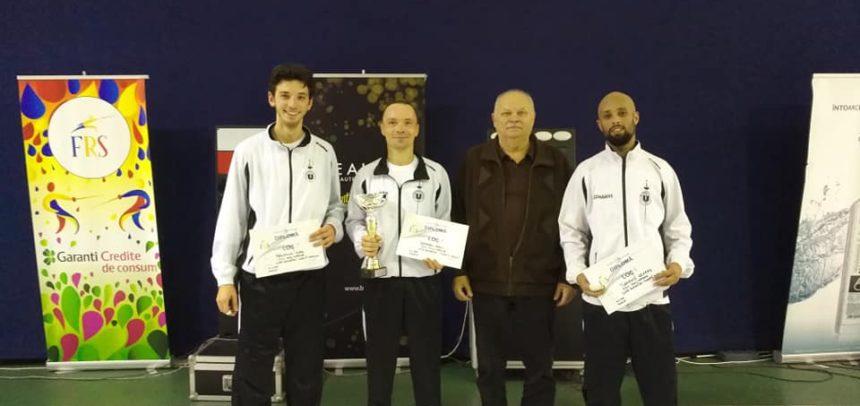 Radu Dărăban a cucerit trofeul Cupei României