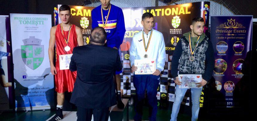 Doghi Dorin, vicecampion național