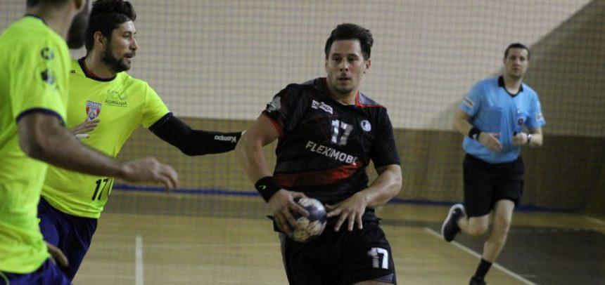 Handbaliștii joacă acasă cu CSM Făgăraș