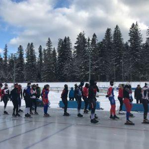 Cupa României la patinaj viteză are loc la Zakopane