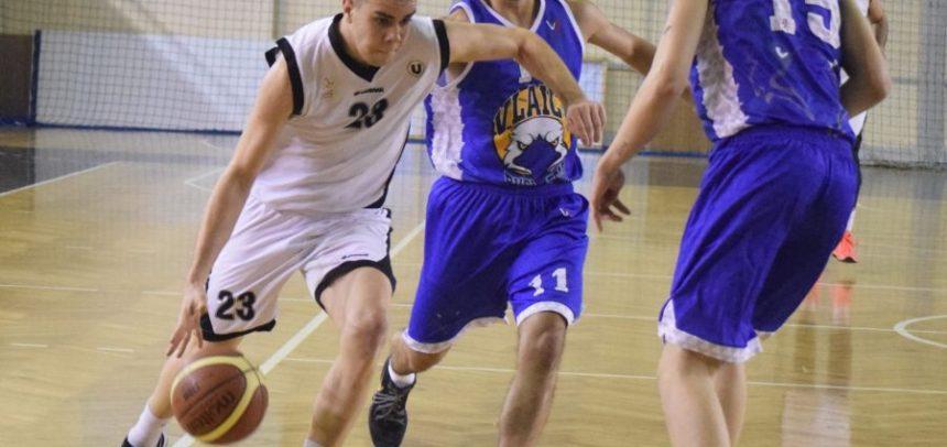 Turneu de baschet U20 la Blejoi